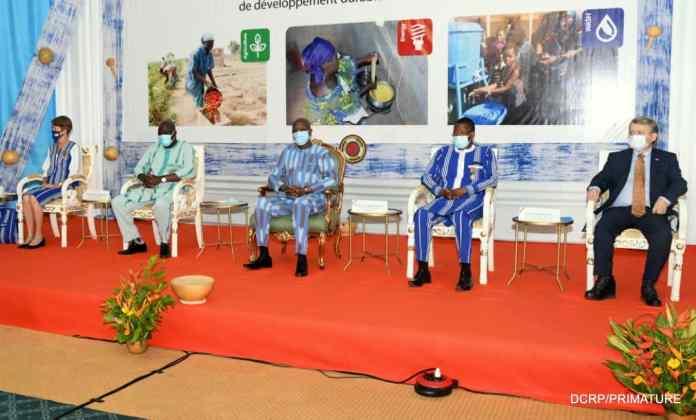 SNV -50 –ans- de- contribution- au- développement- durable -au –Burkina- Faso