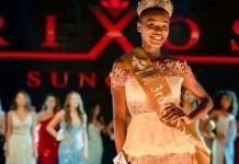 Miss –Aura- international- Mamounata -Nikiema –élu- 3e -dauphine