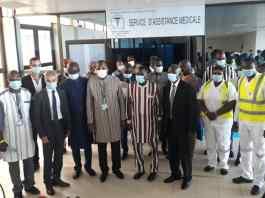 aeroport-ouaga-service-santé-urgence