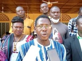 Journée- culturelles- Koromba – les- organisateurs- reçoivent- les -conseils -du -roi -des -mossé