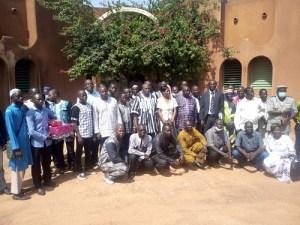 Loroum -3 –nouveaux- directeurs -provinciaux –installés- le- 05 -Octobre
