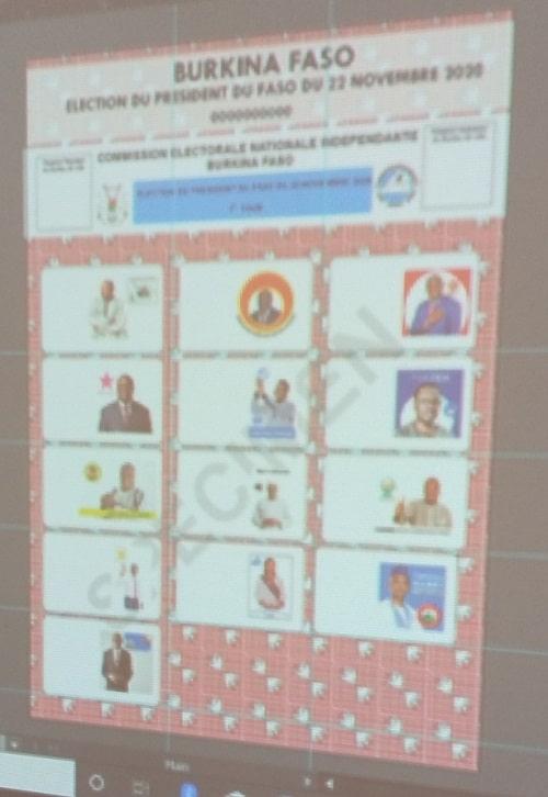 Positionnement- sur –le- bulletin -unique -de –vote-Sessouma- Do -Pascal -est -tête