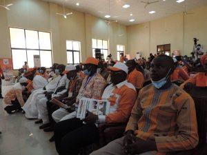 Les forces vives du Centre se disent mobilisées derrière la candidature de Roch Marc Christian Kaboré