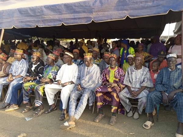 Les militants de la province fortement mobilisés pour assurer la victoire à leur parti.