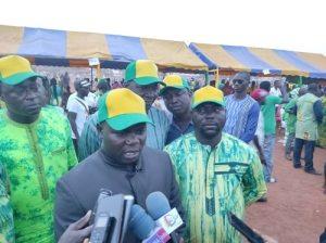 Campagne- législative- l-UPC –donne- le- ton- dans- le- Kadiogo