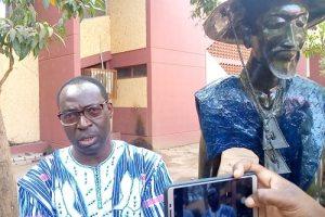Université –Joseph- Ki –Zerbo-la –semaine- du –patrimoine- culturel –est- lancée