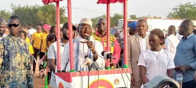 Burkina-campagne-election-2020-Eddie komboigo-koupela