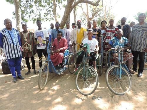 28e –journée- des- personnes- handicapées- à- Zecco- l-évènement- a- été –commémoré- sous- le- signe- de- la- fraternité