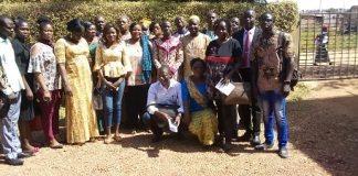 Lutte –contre- le -mariage –d-enfants – des- journalistes- et –communicateurs- en -conclave -pour -proposer -des -plans –d-actions