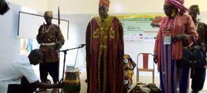 Culture –maître- Frédéric- Titanga- Pacéré-raconte- l'histoire –des- yarcés