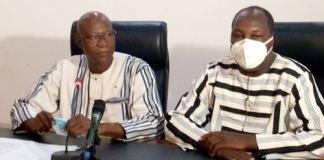 Ministère -de -la –réconciliation- nationale- Zéphirin- Diabré- installé- dans –son- nouveau -poste