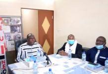 Réconciliation-nationale- Zephirin- Diabré –rencontre- le- CISC