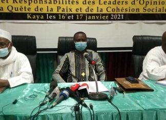 Centre-Nord – le- CJPaCS –recommande- le –dialogue- dans- la -résolution –des- conflits