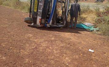 Accident- de- circulation- à- Tougouri -4 –décès- et- 23 -blessés