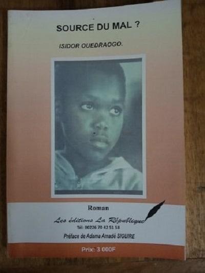 Isidor-Ouédraogo-présente-son-premier-roman-Source-du-Mal