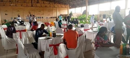 Ministère- de –la- culture –la- ministre -Élise –Thiombiano- à -l'écoute- des –préoccupations- des- acteurs -culturels