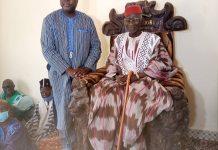 Réconciliation –nationale-Sa -Majesté -Naaba –Kiba- du –Yatenga-souhaite -l'implication –des- chefs- coutumiers