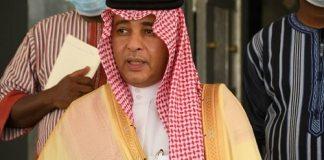 Diplomatie- l-ambassadeur- d-Arabie- Saoudite- est- en- fin- de- mission