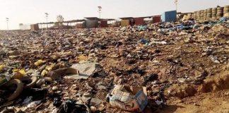Hygiène -et -santé –publique- quand -les -Kiosques -et -les -ordures –partagent-le –même- site- à -Taabtenga
