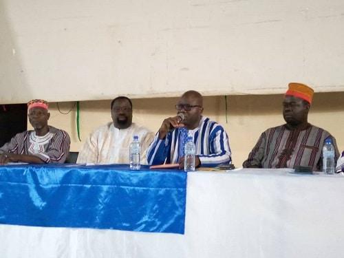 Réforme- foncière –au- Burkina- Faso- des- promoteurs- immobiliers- et -propriétaires –terriens- donnent –de- la -voix