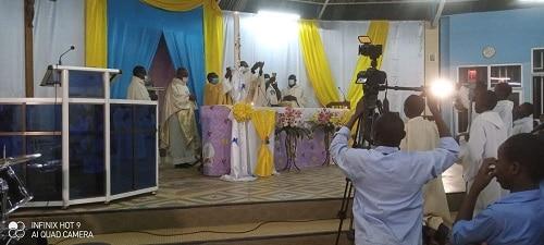 Saaba -la -Pâque –célébrée- sous -le -signe -du –partage- et –de- la –cohésion- sociale