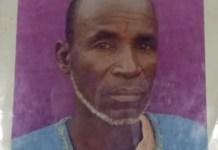 Décès- de -Amadou -Djibo- Maiga -remerciements -et -faire-part