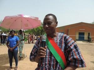 Nahouri-les –populations- de- Boli –dans- la- commune –de- Guiaro- inaugurent- leur- CSPS