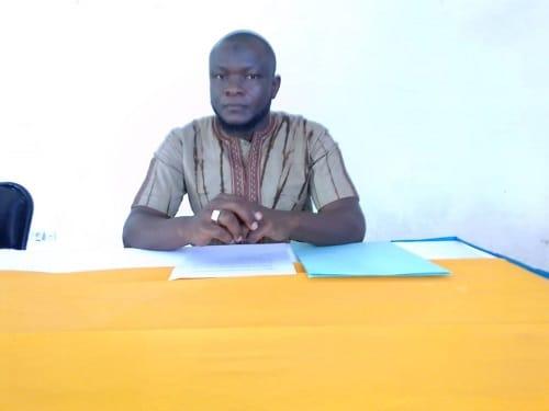 Direction -Provinciale -des -Impôts –du- Poni - Abdoulaye -KABRE -installé -dans -ses -nouvelles -fonctions