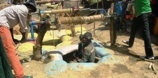Axe -Solhan-Mansila - des –mines- d-or –artisanales- en -terrain -miné