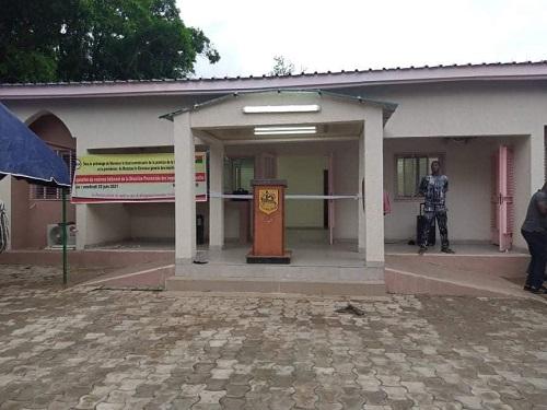Bougouriba- la -Direction -provinciale –des- impôts- a –un- nouveau- local