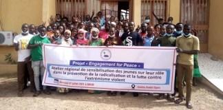 Promotion- du- vivre- ensemble- l'Union- Fraternelle- des -Croyants -de –Dori- en –parle- aux- jeunes