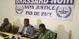 Politique- « La -marche –de- l'opposition -est -un -acte -irresponsable… », Boukaré -Conombo -du –Brassard- Noir