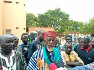 FADA- N'GOURMA- les- villages- de- Koaré –et- Bompka- enterrent- la- hache- de- guerre
