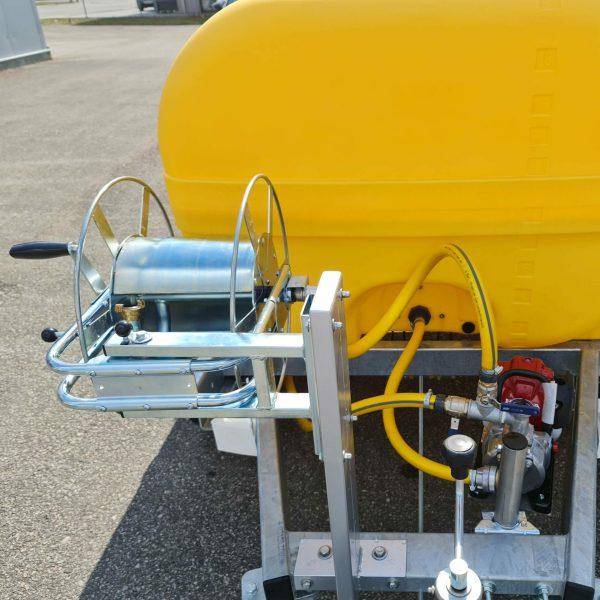Bewässerungssystem 130 - Wasserfass Anhänger