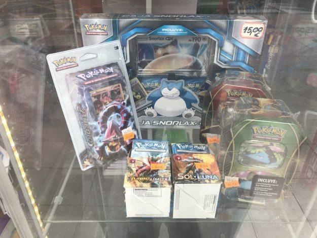 Liquidacion Pokemon, Últimos productos