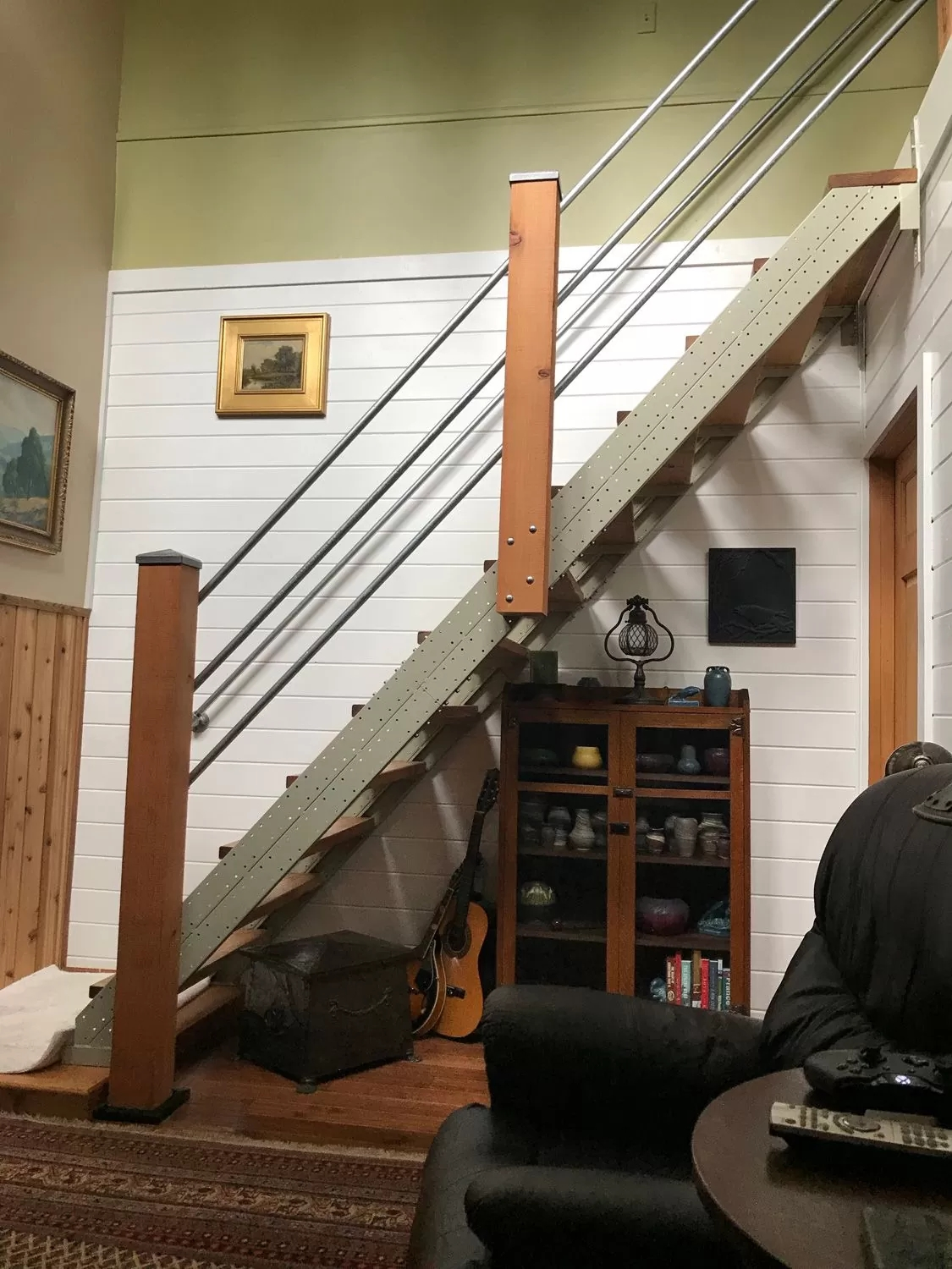 Stair Kits For Basement Attic Deck Loft Storage And More | Outside Stairs To Basement | Walkout | Too Steep | Residential | Both Side | Side Entrance
