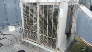 Commercial Air Conditioner Replacement
