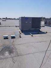 Rooftop Carrier commercial air conditioner