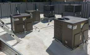 Commercial Roof Top Air Conditioning Units