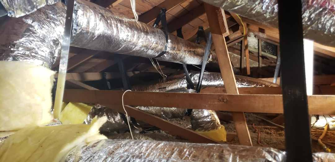 Ductwork Installation By Comfort Time Heating & Cooling HVAC contractors