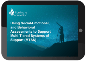 Using SEB Assessments to Support MTSS