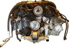 Engine M96.01 3,4L