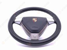Volant et Airbag Noir