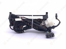 Câblage moteur et relais coffre arrière