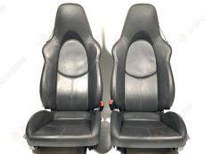 Paire sièges avants Sport Noir
