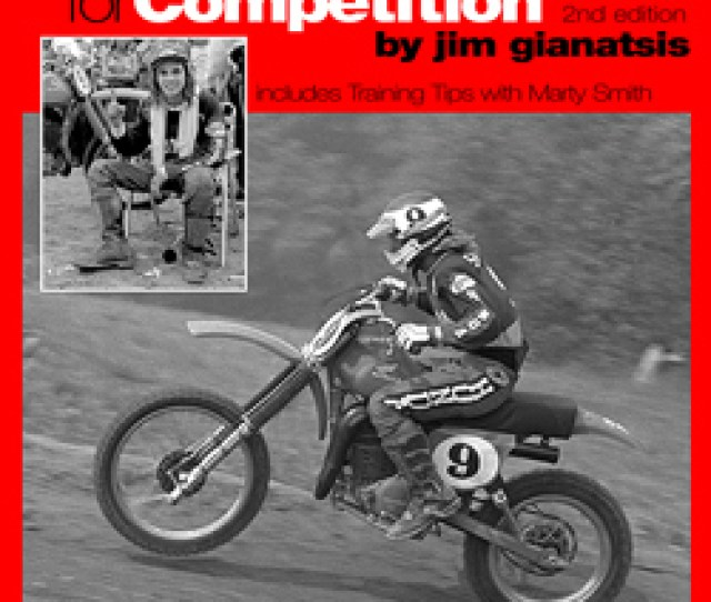 Preparing The Yamaha Yz And It For Competiton Classic Dirt Bike Motocross Performance Book