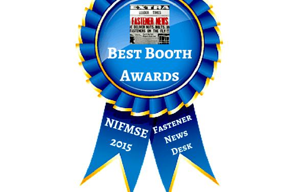 Fastener News Desk | #NIFMSE Best Booth Awards 2015