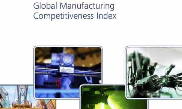 2016 Global Manufacturing Competitiveness Index
