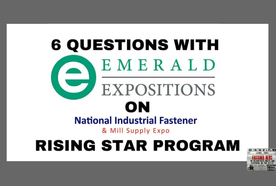 6 Questions with Emerald Expositions