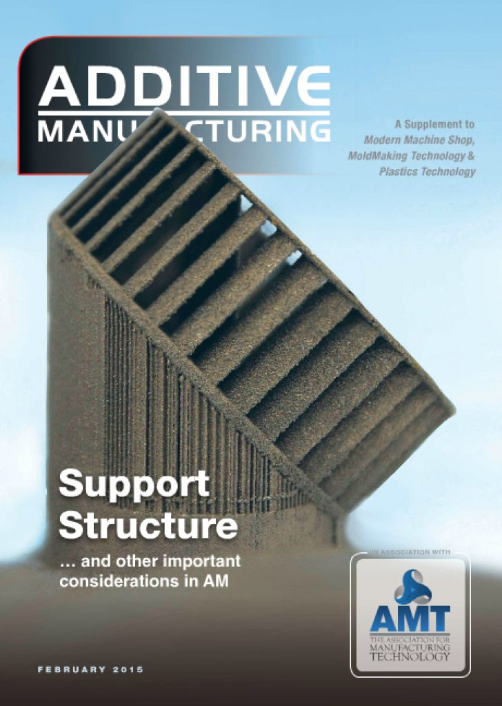 Additive Manufacturing February 2015